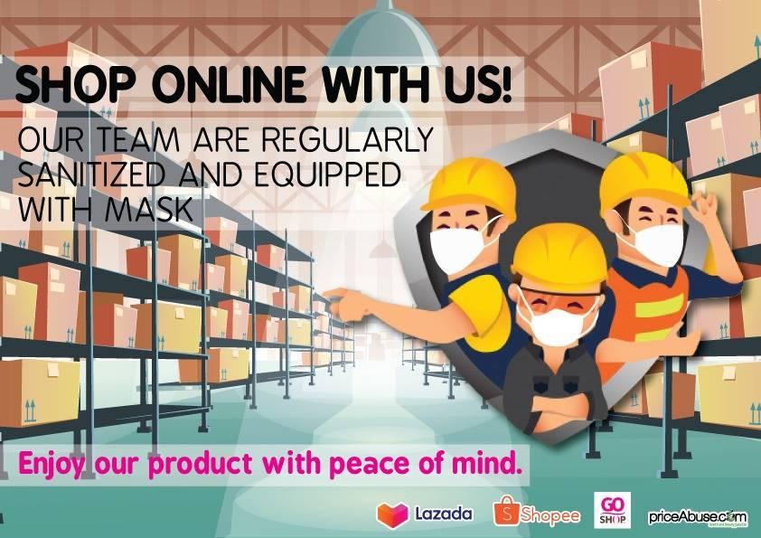 MCO Shop online