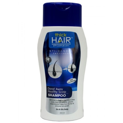 THICK HAIR ANTI-DANDRUFF TREATMENT DAND' AWAY HEALTHY SCALP SHAMPOO