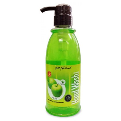 ZEN NATURAL HYGIENE PROTECT HAND WASH APPLE