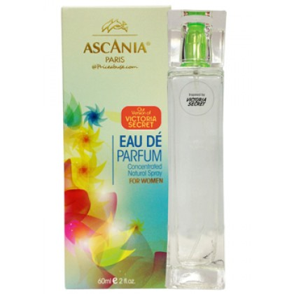 ASCANIA CONCENTRATED NATURAL PERFUME SPRAY INSPIRED BY VICTORIA SECRET 60ML
