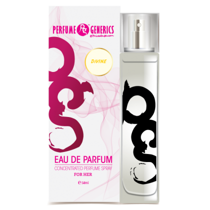 PERFUME GENERICS CPS INSPIRED BY DIVINE