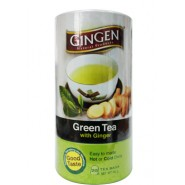 GINGEN TEA BAG GREEN TEA WITH GINGER