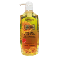 SUMAIYYAH HYGIENE BODY WASH (SABUN MANDIAN) INSPIRED BY SUNFLOWER
