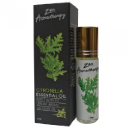 ZEN AROMATHERAPY CITRONELLA MEDICINAL ROLL ON