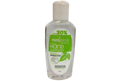 TRUST NATURE ANTI-BACTERIAL INSTANT HAND SANITIZER 50ML
