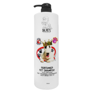 DR PETS INSPIRED BY LADY GAGA NATURAL GERMS BUSTER PERFUMED PET SHAMPOO (DOG) 1L