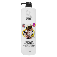 DR PETS INSPIRED BY LADY GAGA NATURAL GERMS BUSTER PERFUMED PET SHAMPOO (CAT) 1L