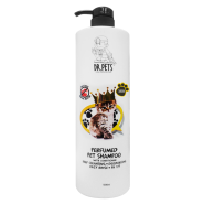 DR PETS INSPIRED BY ARMANI NATURAL GERMS BUSTER PERFUMED PET SHAMPOO (CAT) 1L