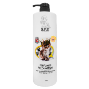 DR PETS INSPIRED BY Allure NATURAL GERMS BUSTER PERFUMED PET SHAMPOO (CAT) 1L