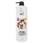 DR PETS INSPIRED BY ALLURE NATURAL GERMS BUSTER PERFUMED PET SHAMPOO (DOG) 1L