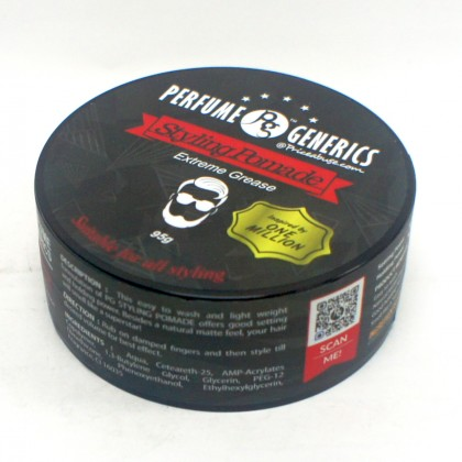 PG Styling Pomade Extreme Grease - One Million