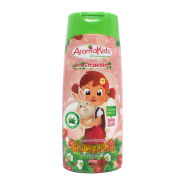 Aromakids Love Strawberry Series - Tear-less Moisturizing Shower Gel 300ML