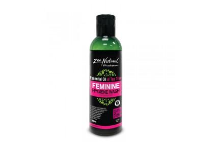 Zen Natural Essential Oil of TEA TREE Anti-Bacterial Series - Feminine Hygiene Wash 300ML