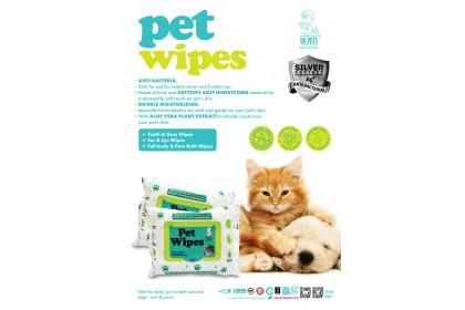 Dr Pets Wet Tissue