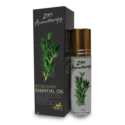 ZEN AROMATHERAPY ROSEMARY MEDICINAL ROLL ON