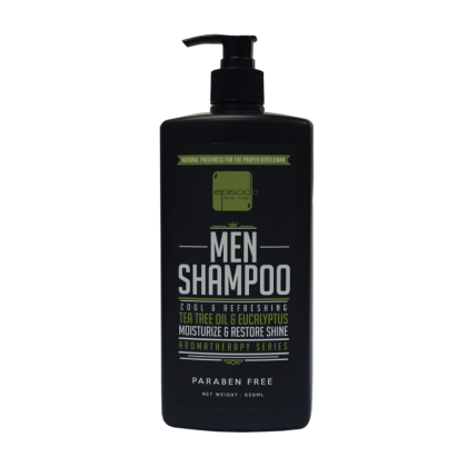 Episode New York (ENY) Men Shampoo Cool & Refreshing Aromatherapy Series - 650ml