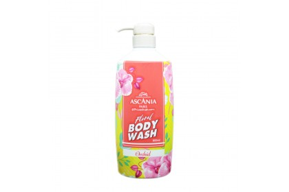 Ascania Floral Body Wash - Orchid 800ML