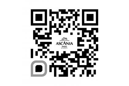 Ascania Floral Body Wash - Jasmine 800ML