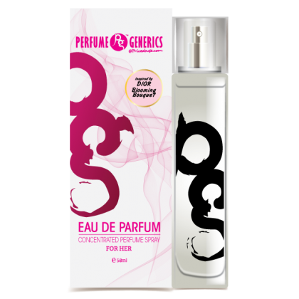 PG CPS Inspired by DIOR - BLOOMING BOUQUET (W) 50ml
