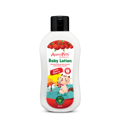 AROMAKIDS BABY LOTION - CUTIE CHERRY 250ML