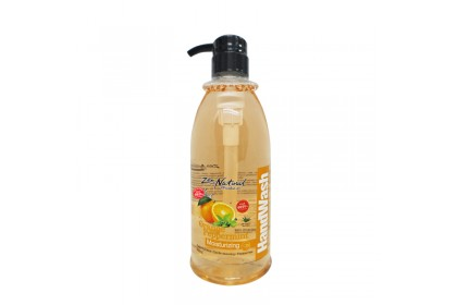 ZEN NATURAL HYGIENE PROTECT HAND WASH ORANGE PEPPERMINT OIL 500ML