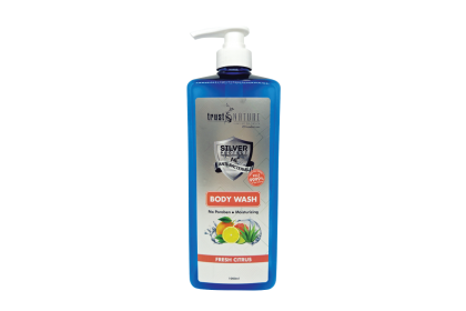 Trust Nature Body Wash Fresh Citrus 1L