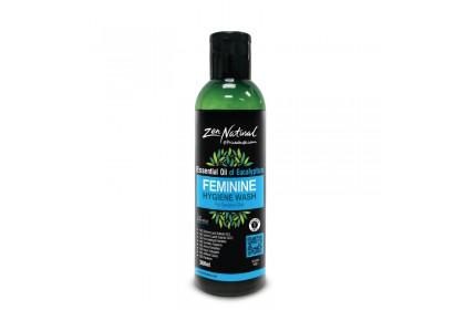 Zen Natural (ZN) Essential Oil of Eucalyptus Feminine Hygiene Wash 300ml