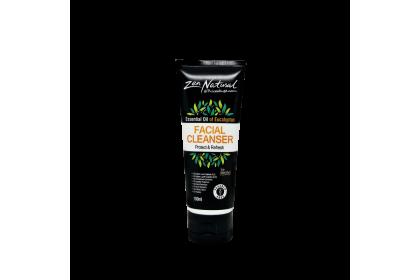Zen Natural (ZN) Essential Oil of Eucalyptus Facial Cleanser 100ml