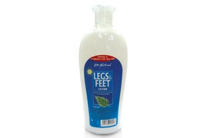 ZEN NATURAL PEPPERMINT LEGS & FEET LOTION 500ML