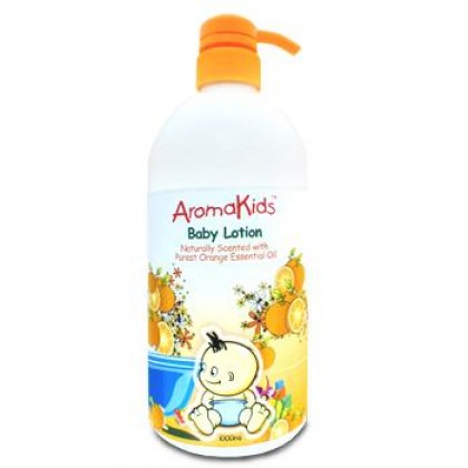AROMAKIDS BABY LOTION 1L